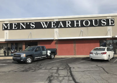 Men's Wearhouse Donations