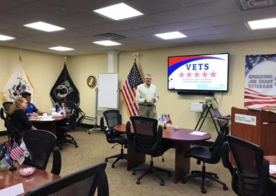 August Veterans Course 2019
