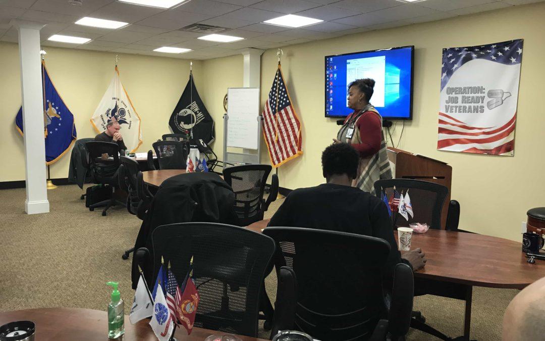 October Veterans Course 2019