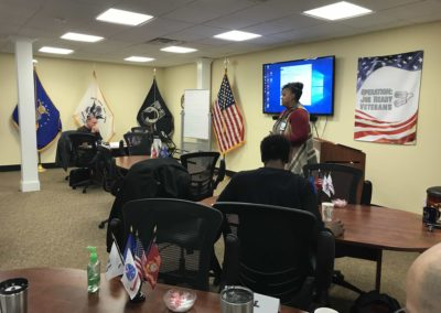 October Veterans Course 2019