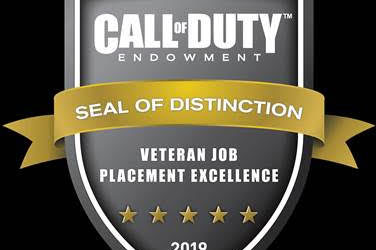 $30,000 Unrestricted Grant for Excellence in Job Placement for Veterans